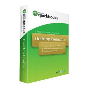 QuickBooks Premier 2017 (3 Users)