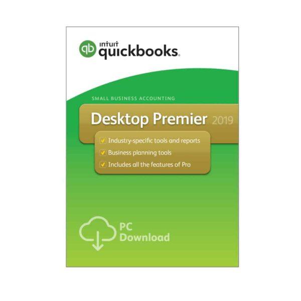 QuickBooks Premier 2019 (1 User)