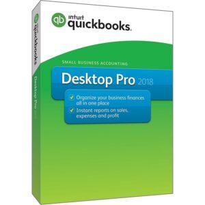 QuickBooks Pro 2018 (1 User)